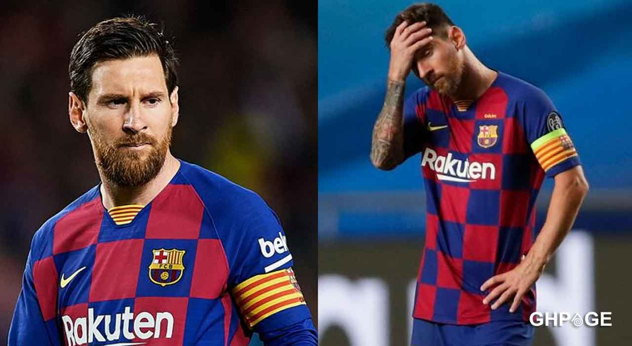 Barcelona could sue Messi; club claims he can't leave for free with exit clause expired