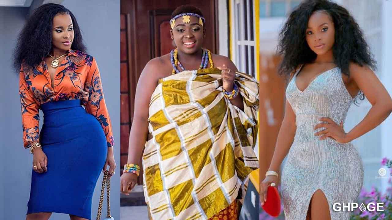 Don't use what you have to rub on the faces of people-Benedicta Gafah jabs Tracey Boakye
