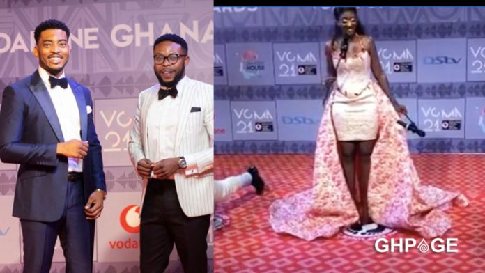 Red carpet photos from the 2020 Vodafone Ghana Music Awards day 2