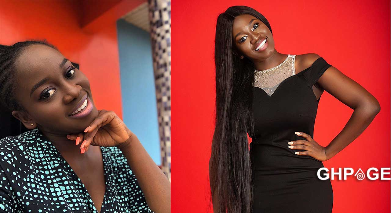 I can easily steal your man if I want- YOLO Actress Christabel Amoabeng