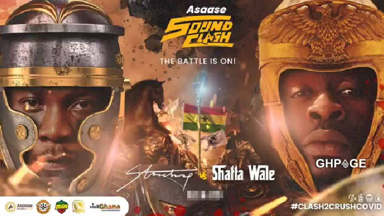 Official date for Asaase Radio's battle between Shatta Wale & Stonebwoy out