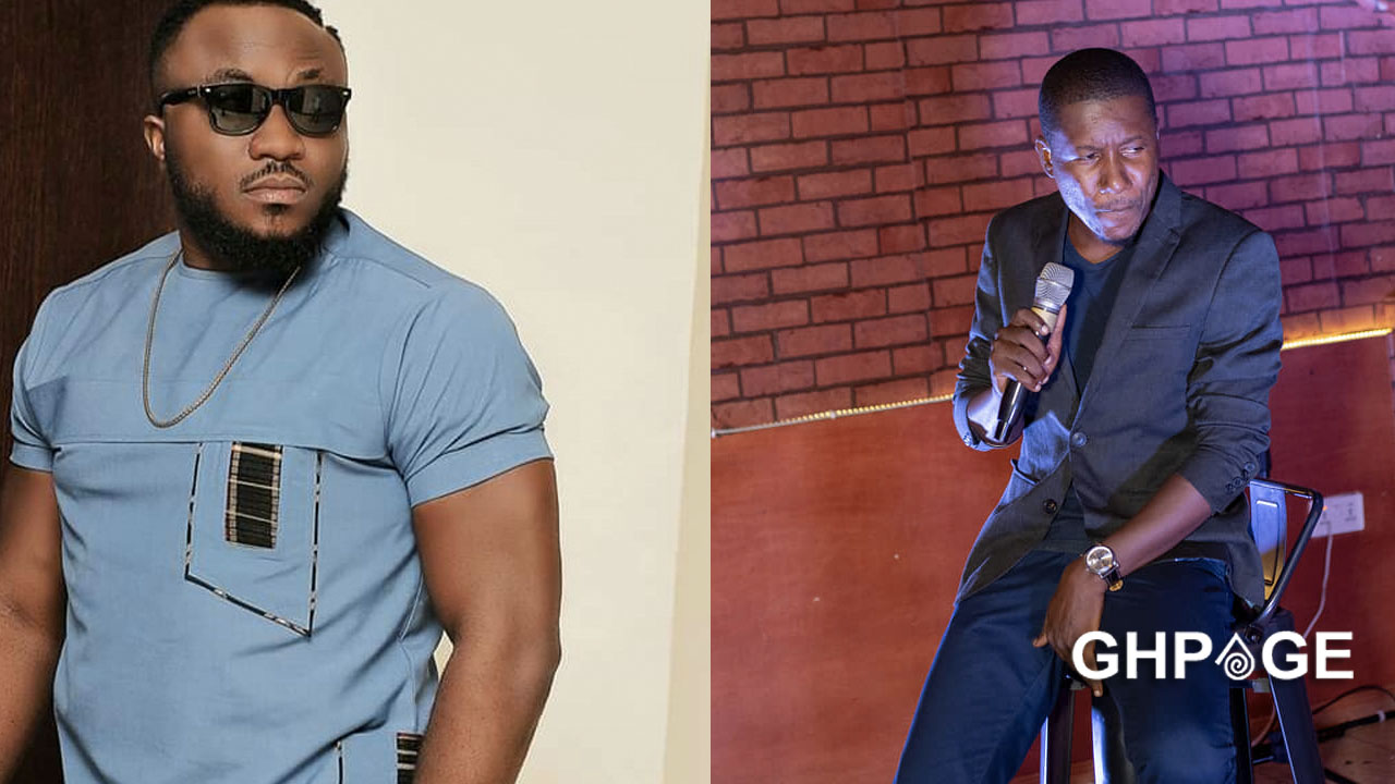 You are not funny – Augustin Dennis tells DKB
