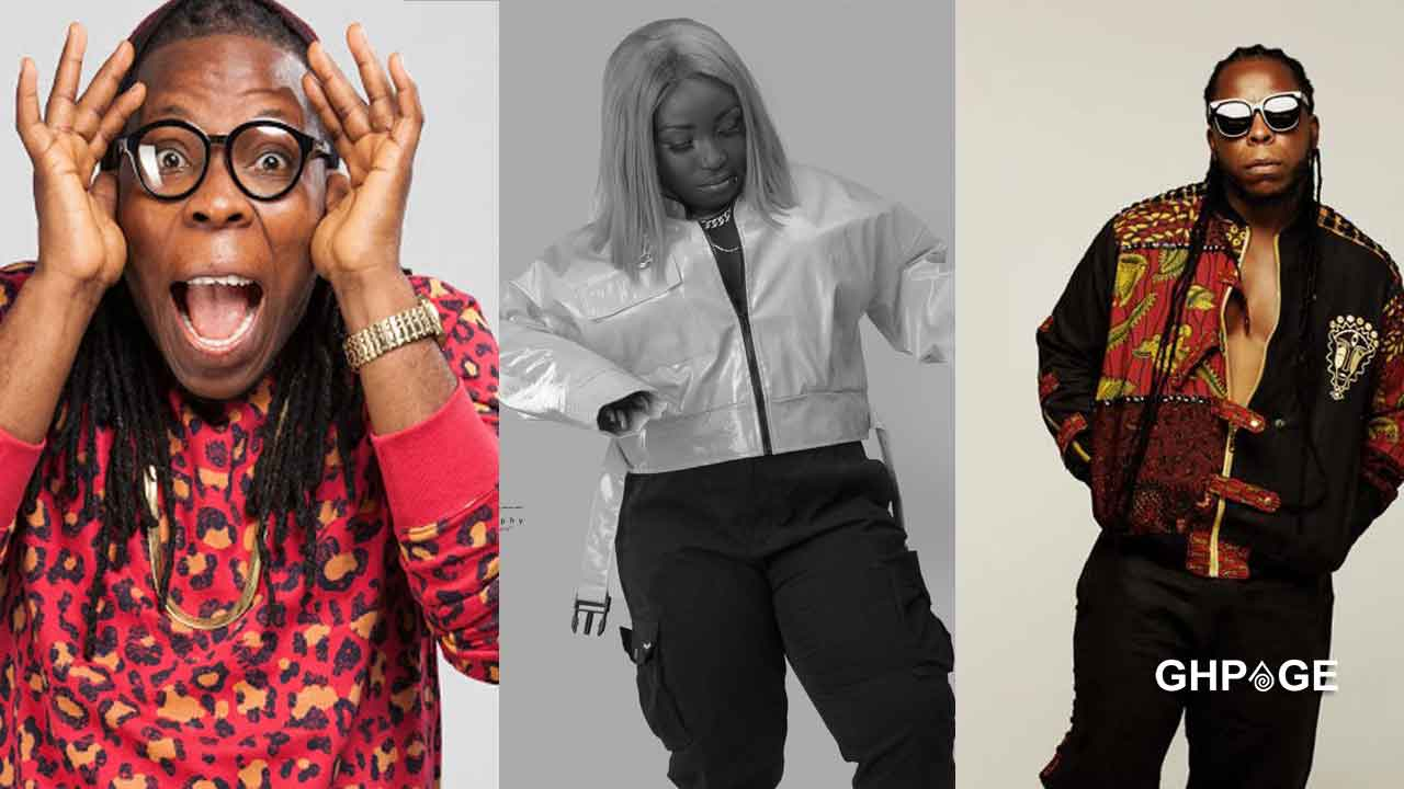Eno Barony deserves to be crowned the 2020 VGMA best rapper of the year-Edem