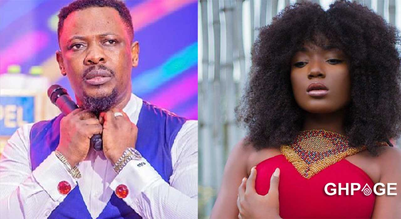 Efya and whole family join to pray against Nigel Gaisie's death prophecy