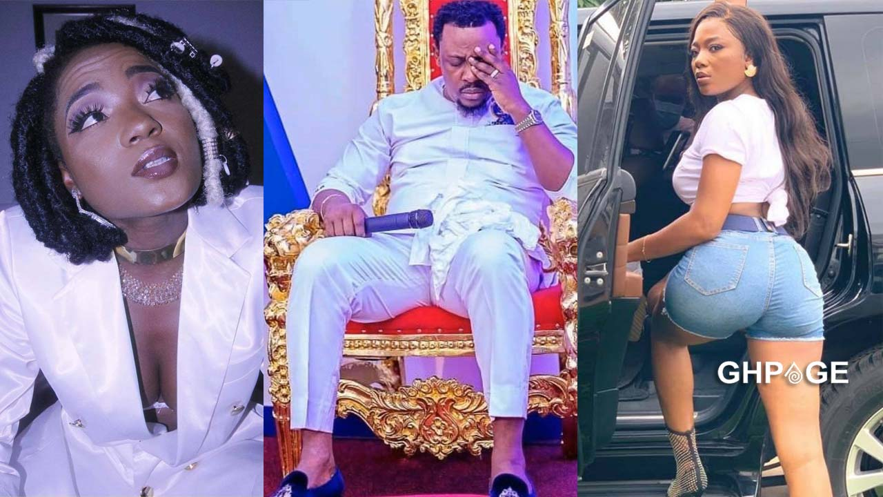Efya reacts to Nigel Gaisie's death prophecy over her life