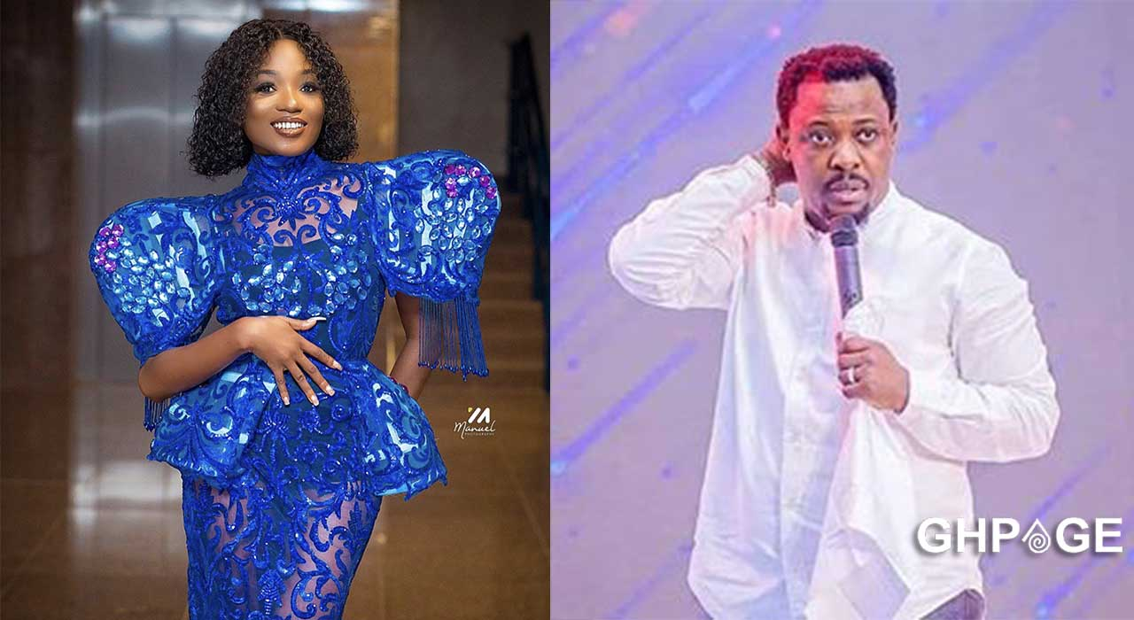 Fans throw support behind Efya after death prophecy