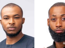 Eric and Tochi evicted from Big Brother House
