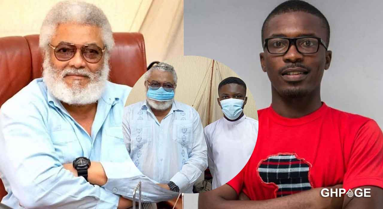 How Clemento Suarez got JJ Rawlings to burst into laughter after they finally met