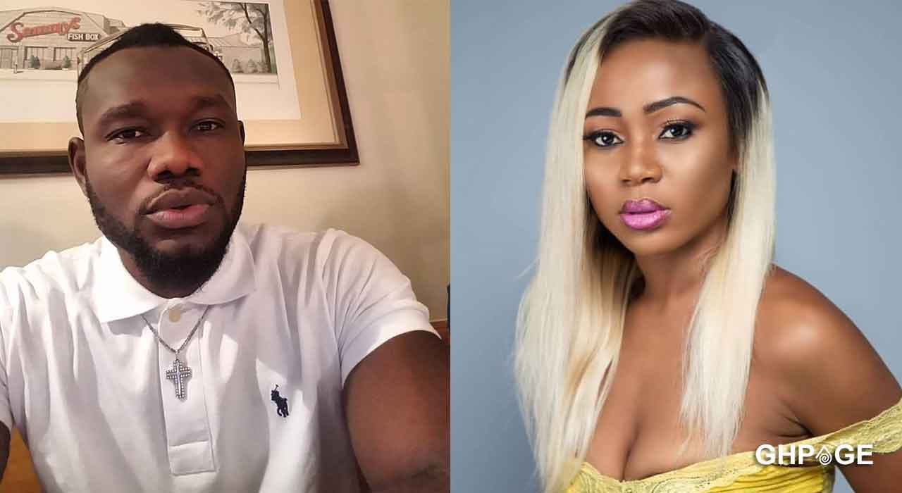 I will never forget how Prince David Osei disrespected and labeled me stupid-Akuapem Poloo