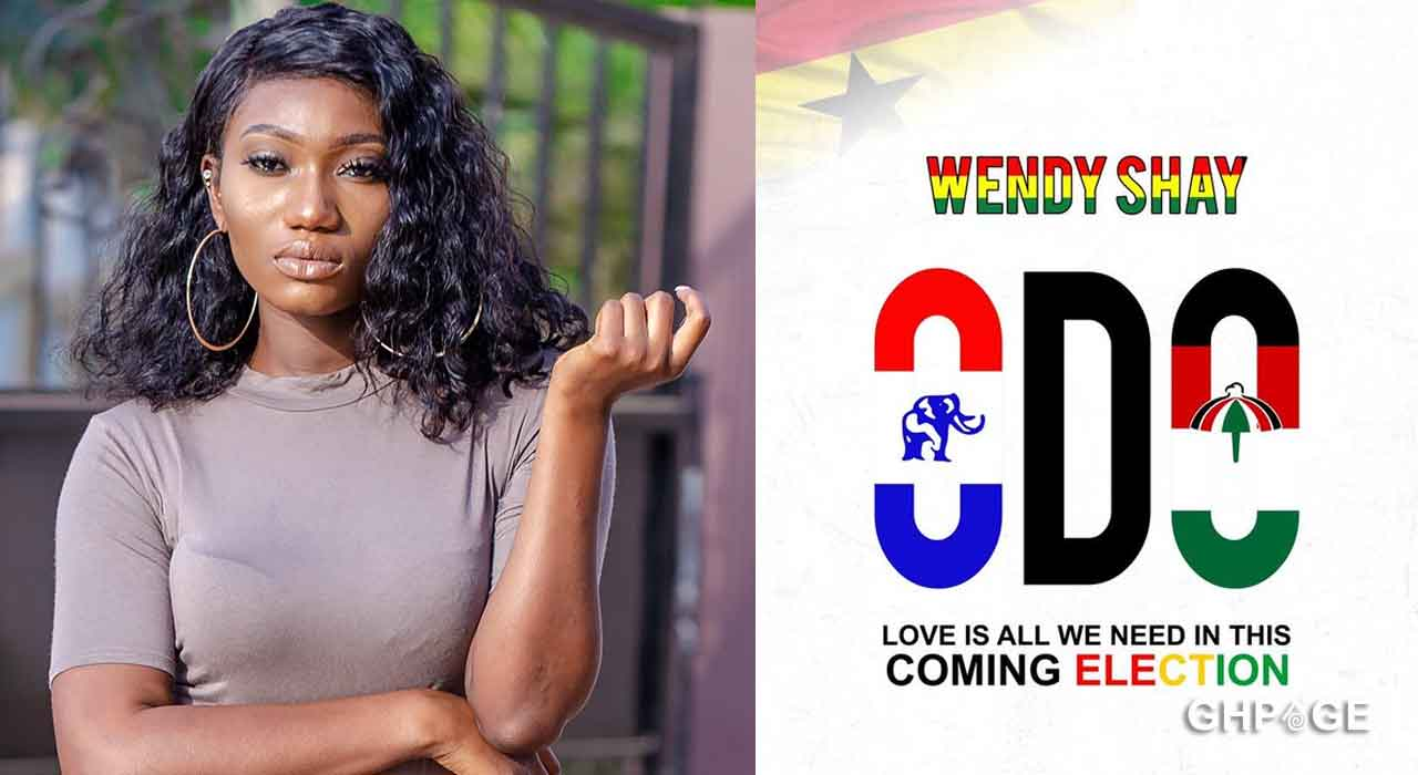 If Kelvynboy and I have settled our beef, then NPP and NDC can unite-Wendy Shay