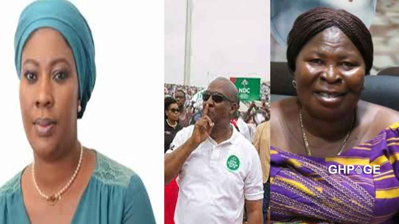I'm waiting for the court summons-Akua Donkor to Mary Awusi