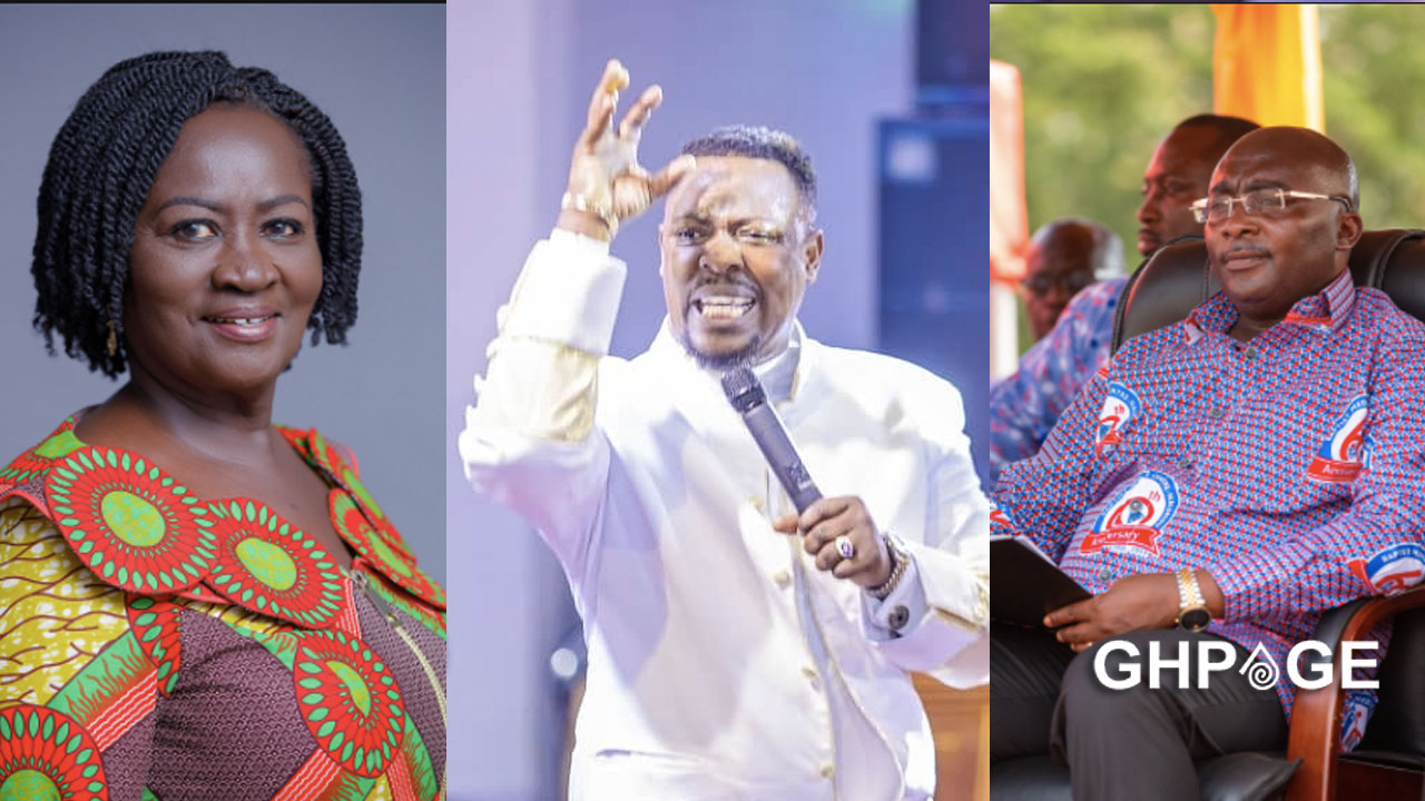 There would be an attack on the vice running mate – Prophet Nigel Gaisie