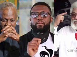 John-Mahama-Prophet--Ernest-Williams-Nelson-JJ-Rawlings