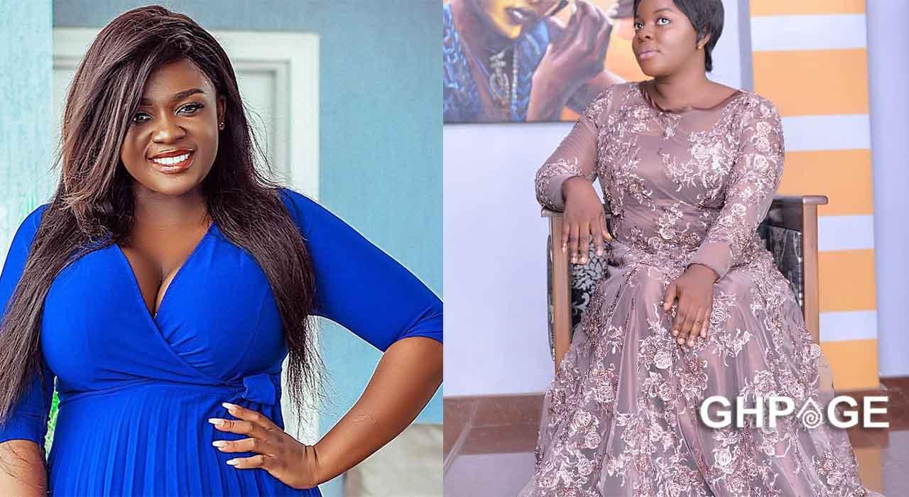 Gloria Kani apologizes after exposing Tracey Boakye