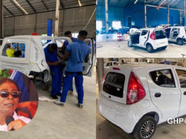 Full details of Kantanka Automobile's New Affordable Electric Car, Amoanimah EV