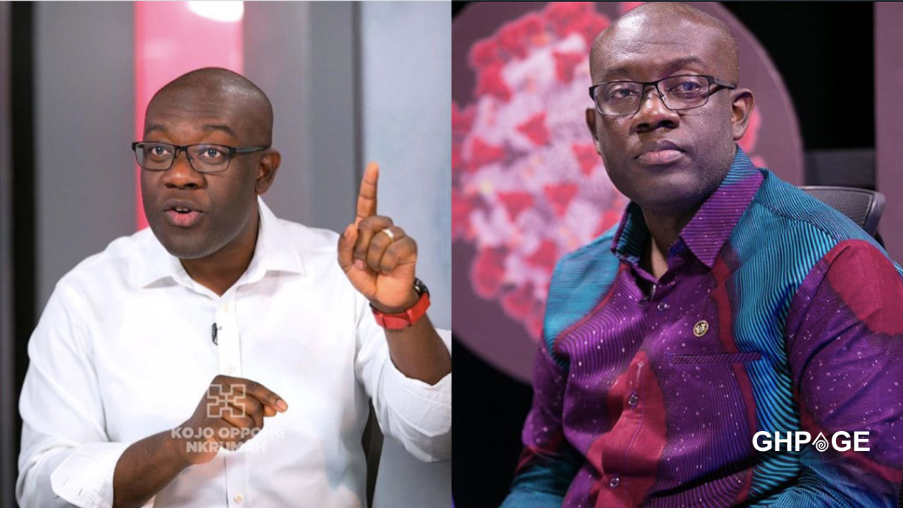 Kojo Oppong Nkrumah fired for using the term 'Papa no' in parliament