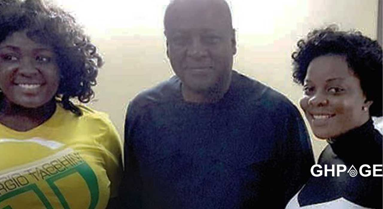 Video of a conversation between Tracey Boakye and Gloria Kani about John Mahama