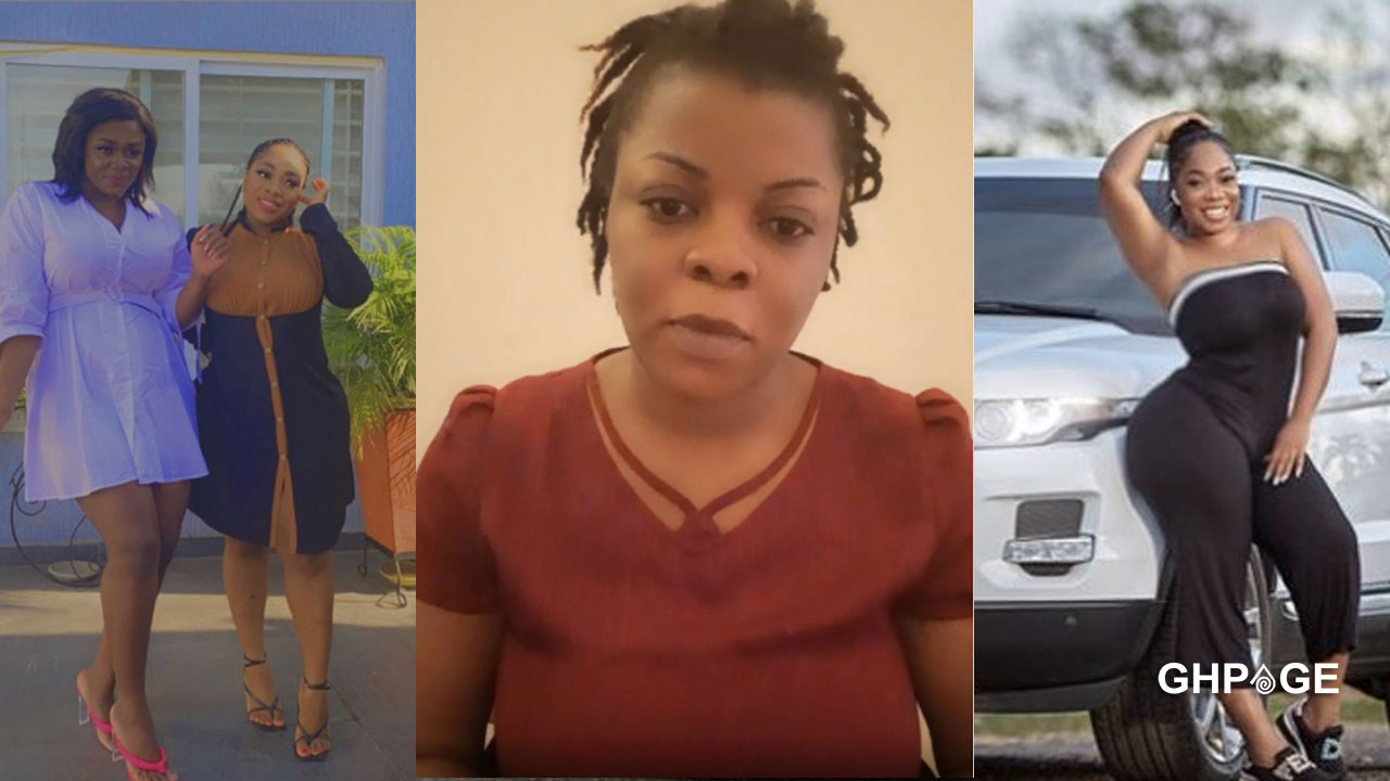 You told me Moesha Boduong is broke and stays in a rented house – Gloria Kani
