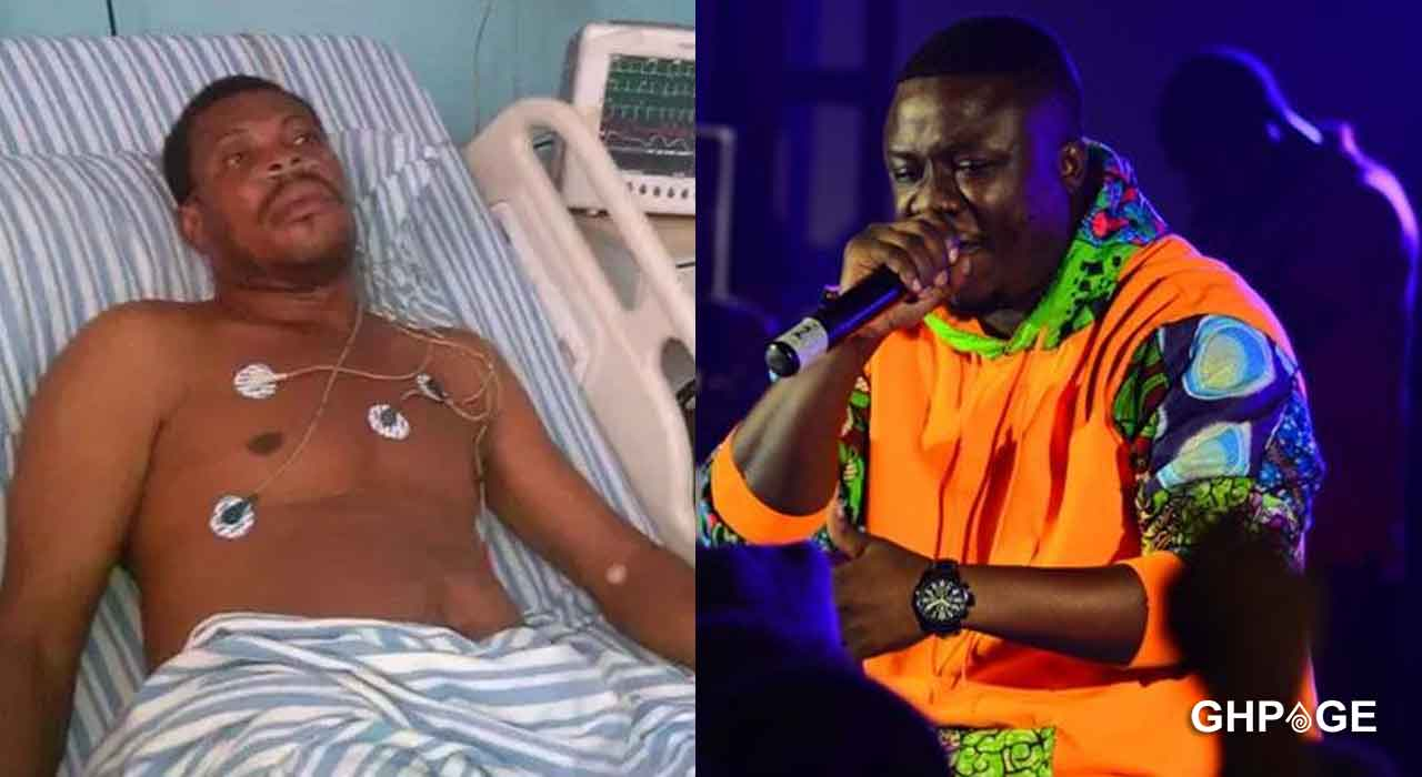 Musician foots the medical bills for Waakye to go home after been refused exit