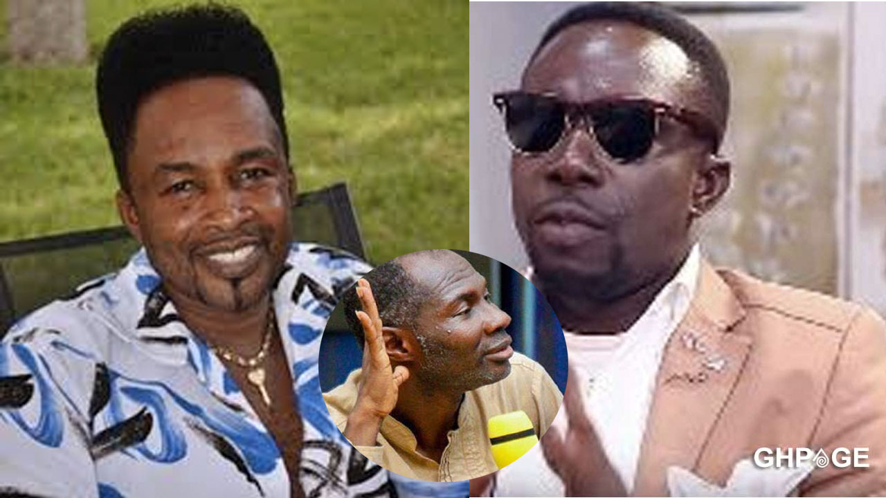 Why did Badu Kobi cancel your  wedding 8 hours to time? – Mr Beautiful questions Omane Acheampong