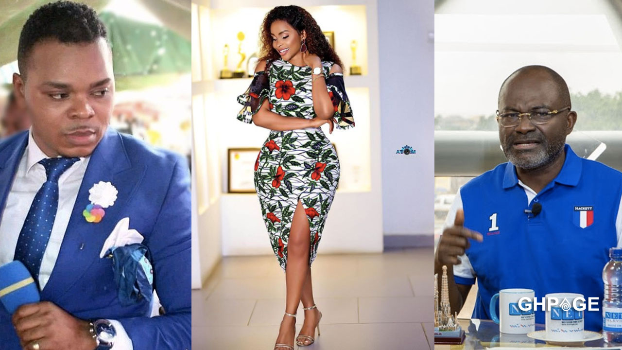 I've never dated Angel Obinim – Benedicta Gafah