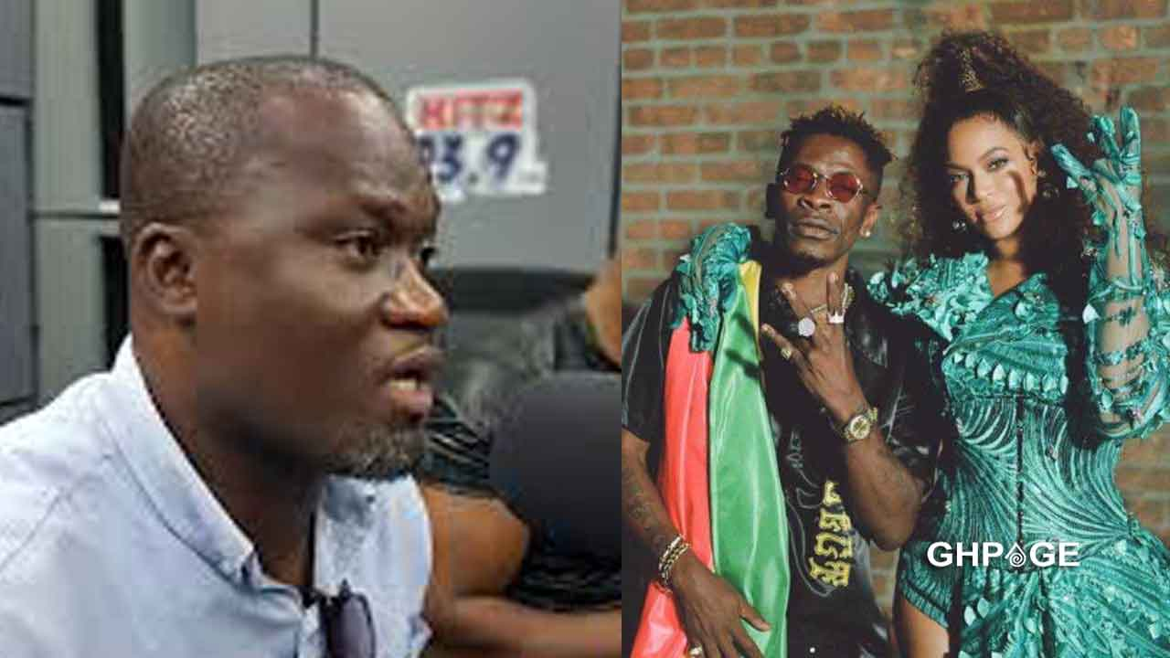 Shatta Wale deserves to be idolized by Ghanaians for his collabo with Beyoncè- Ola Micheal
