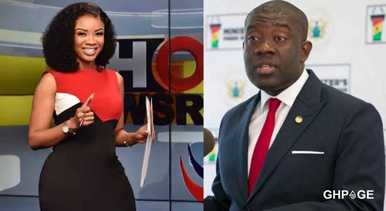 Oppong Nkrumah finally clarifies his interview with Serwaa Amihere