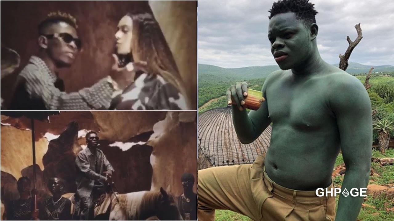 Shatta Wale shot his scene in Beyonce's 'Already' in New York – Papi Ojo