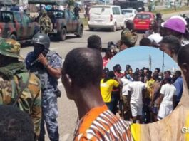 Residents-of-Awoshie-crash-with-Police-and-Military-after-protest-over-faulty-traffic-lights