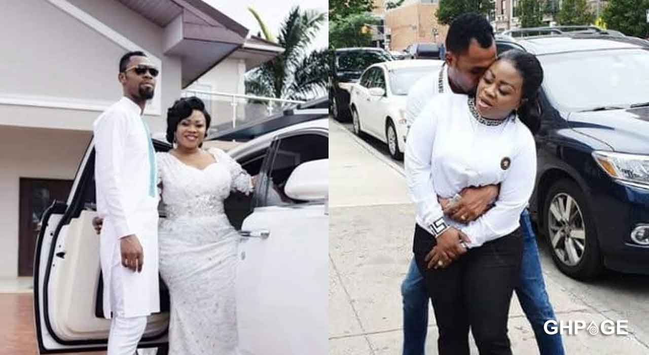 Rev Obofour and wife celebrate their 10th wedding anniversary in adorable video