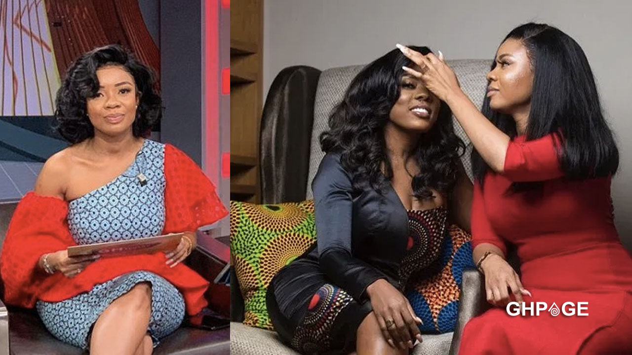 Discerning people appreciated her questions – Nana Aba Anamoah defends Serwaa Amihere