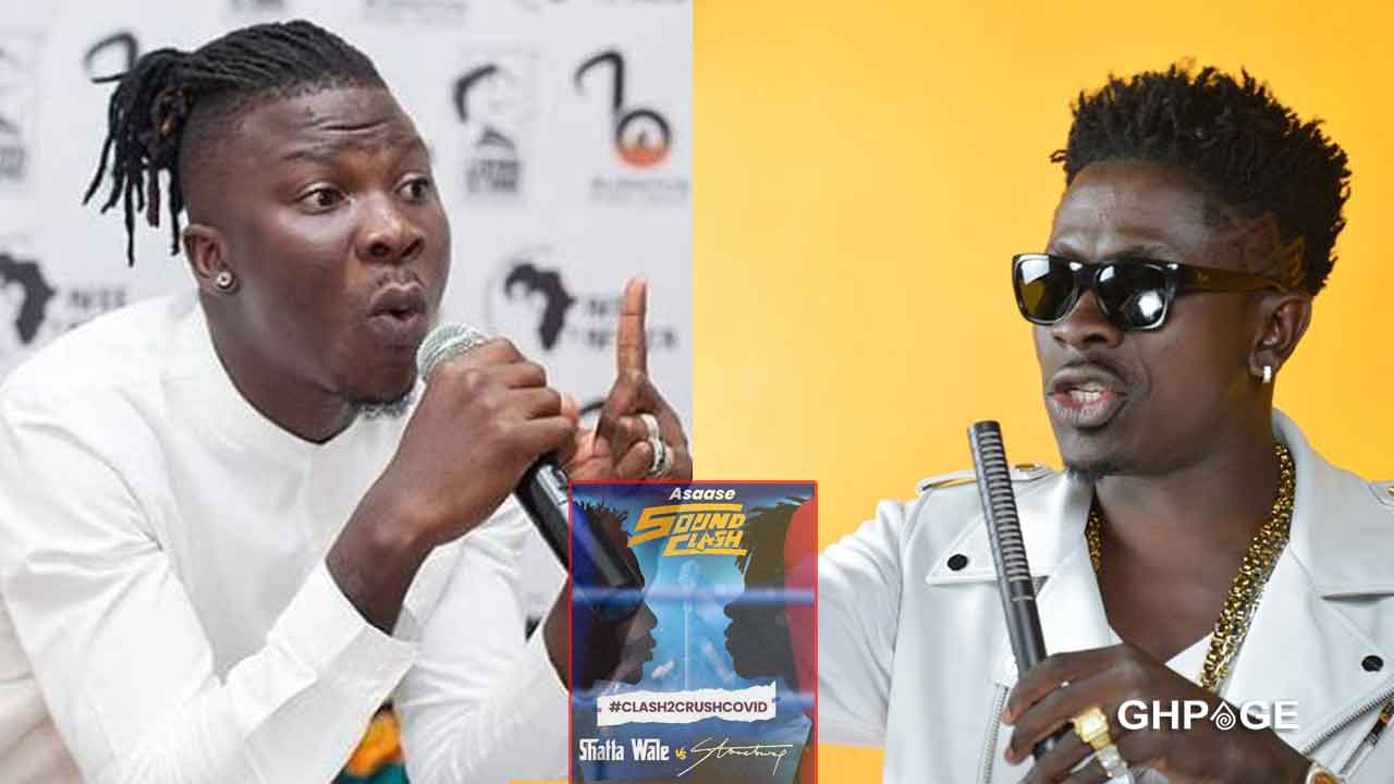 KpuuKpaaNeggar-Stonebwoy replies Shatta Wale after he bragged to deal with him tonight
