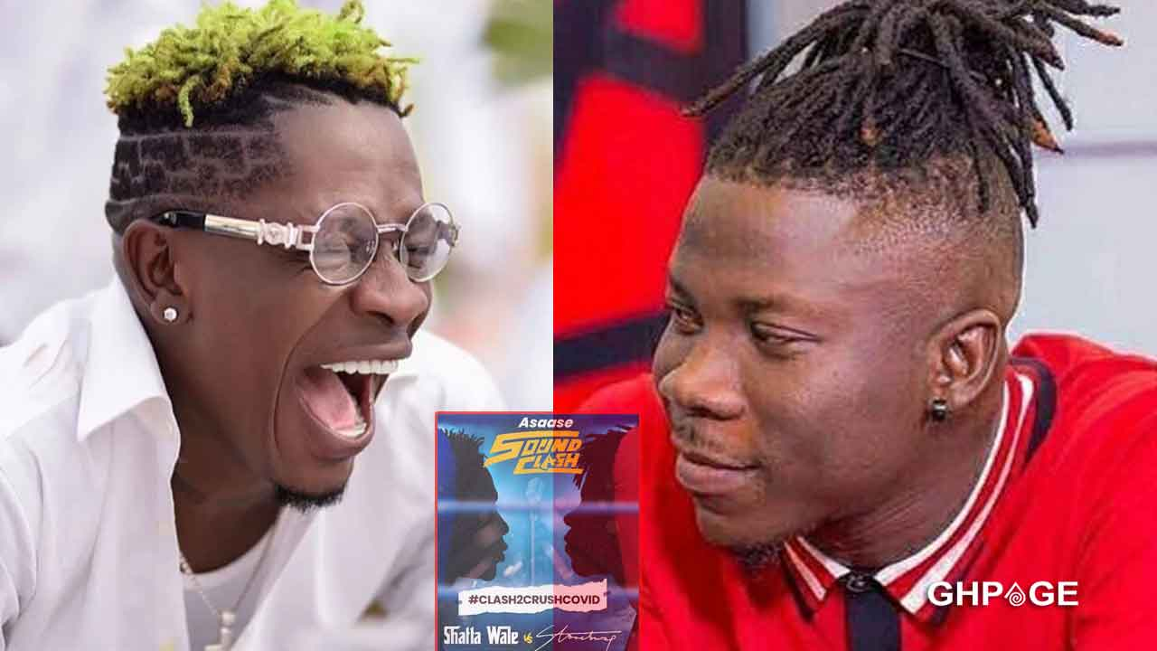 I will deal with you-Shatta Wale tells Stonebwoy ahead of their sound clash on Asaase Radio