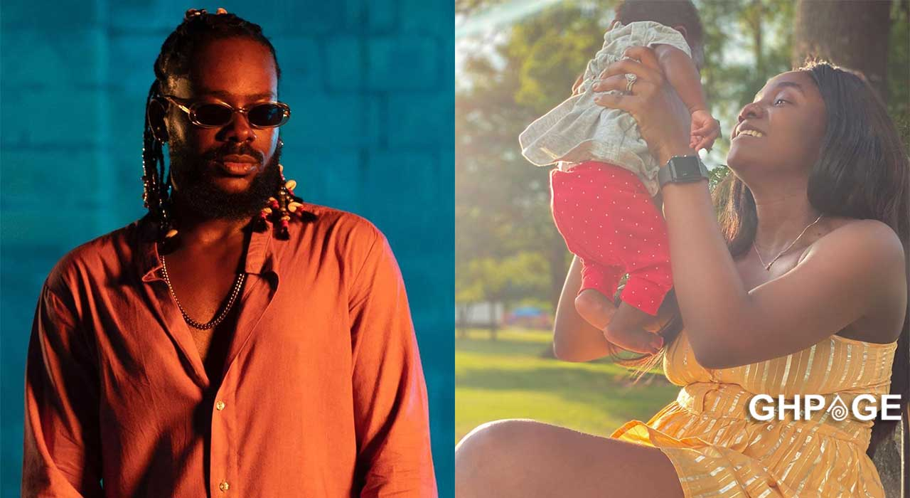 Video of Simi, Adekunle Gold and their daughter having a great time