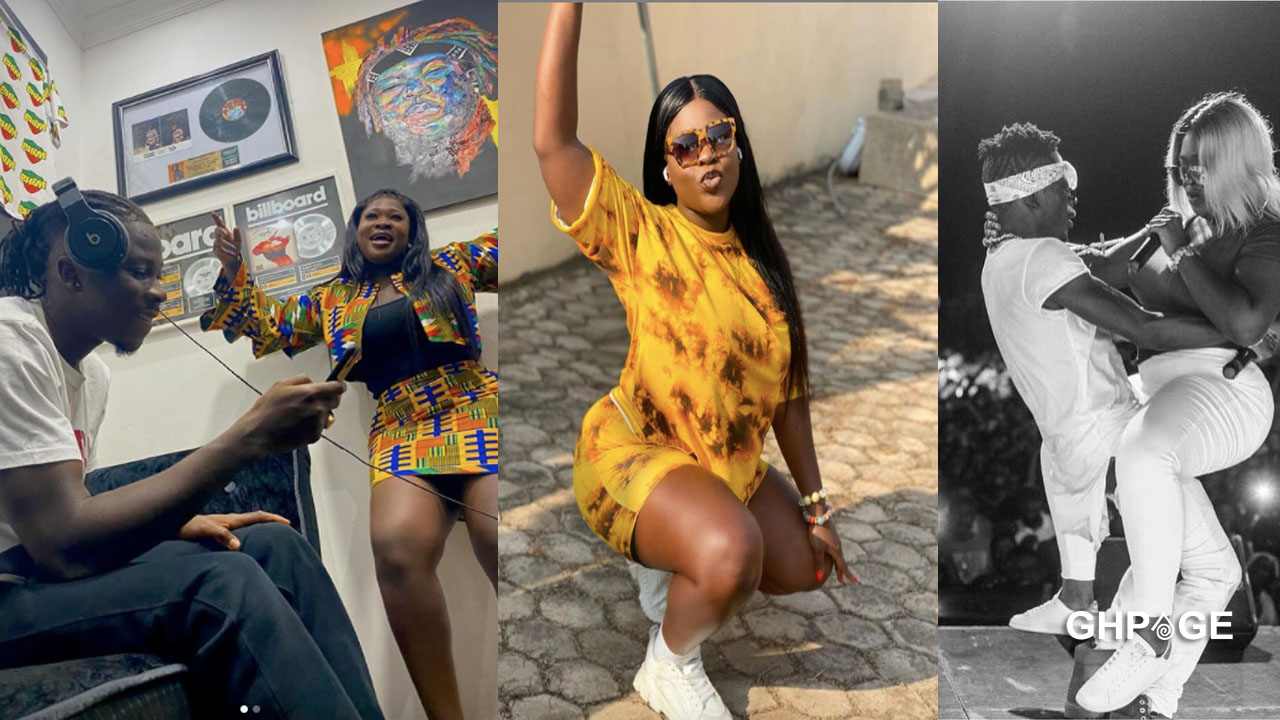 Sister Afia vows to quit dating if she ever cheats on her boyfriend again