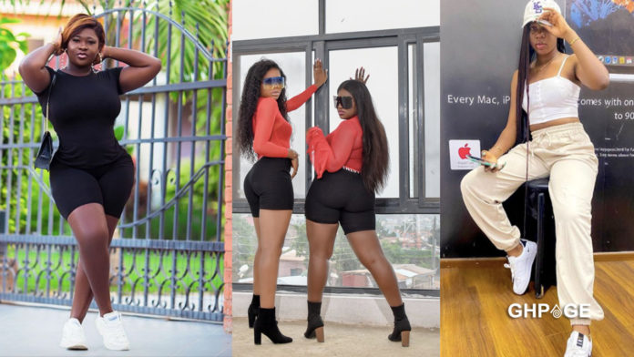 Freda Rhymz and Sista Afia to drop a song after settling their beef