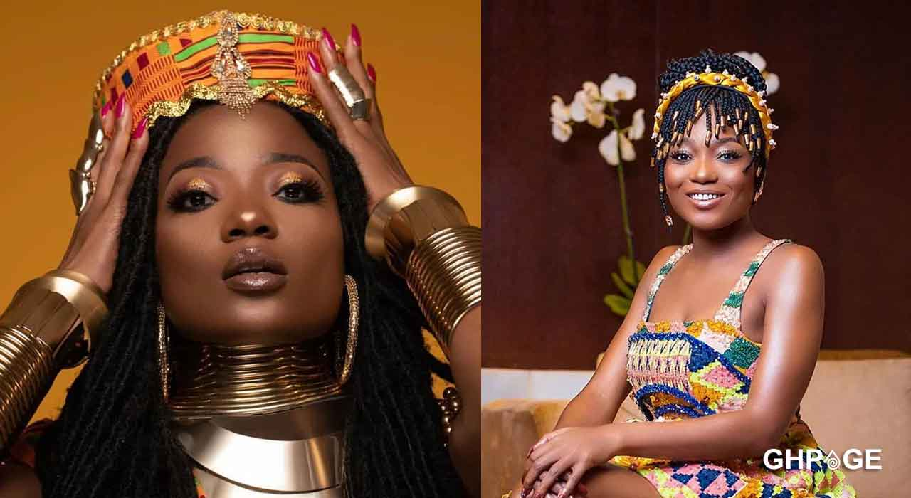 Some people believe I have a baby-Efya