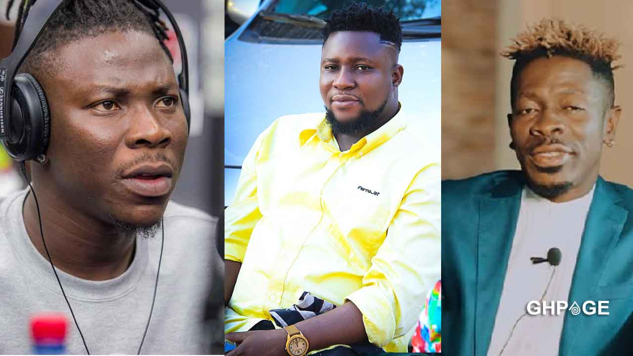 Stonebwoy has scammed us; he made us think he is righteous than Shatta Wale-Blogger, Rashad