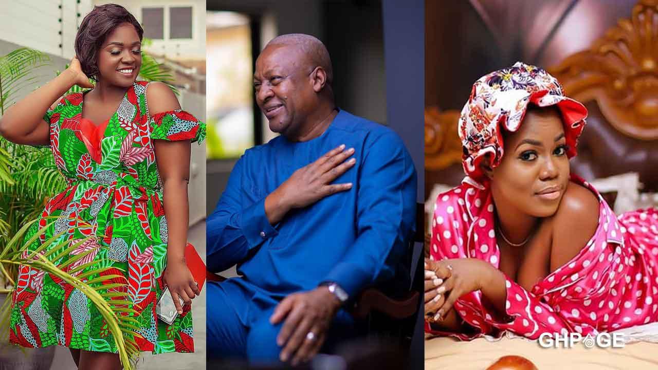 Vote for me, your 'Papa No' – John Mahama