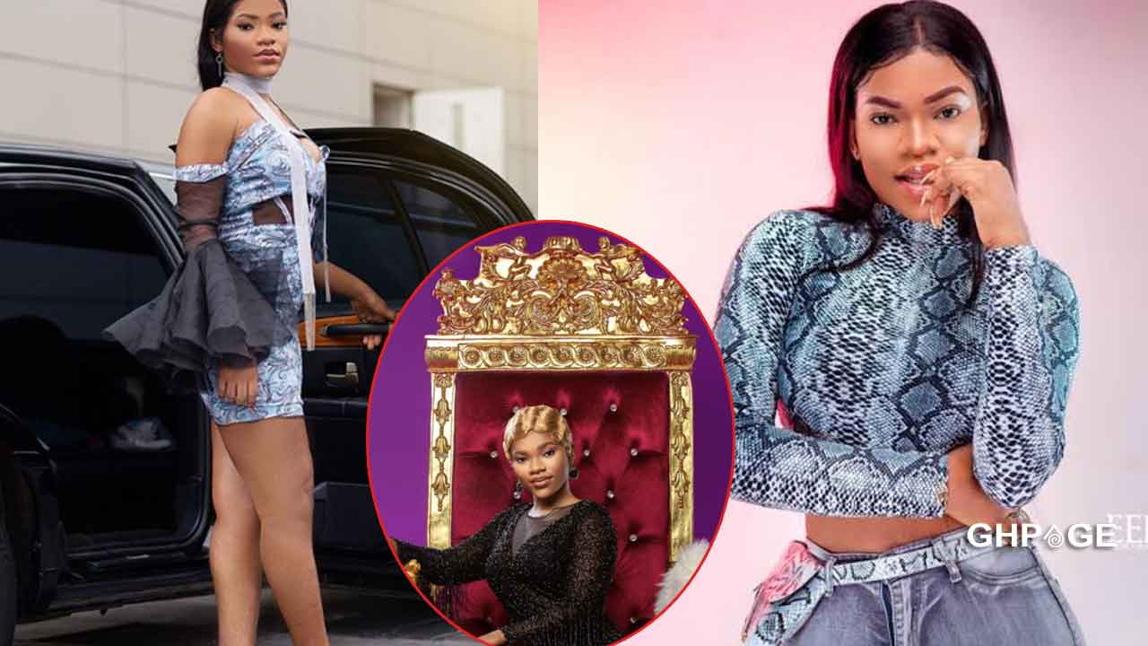 I'm the Queen of Ghana music and I'm back to take my throne- Tiisha