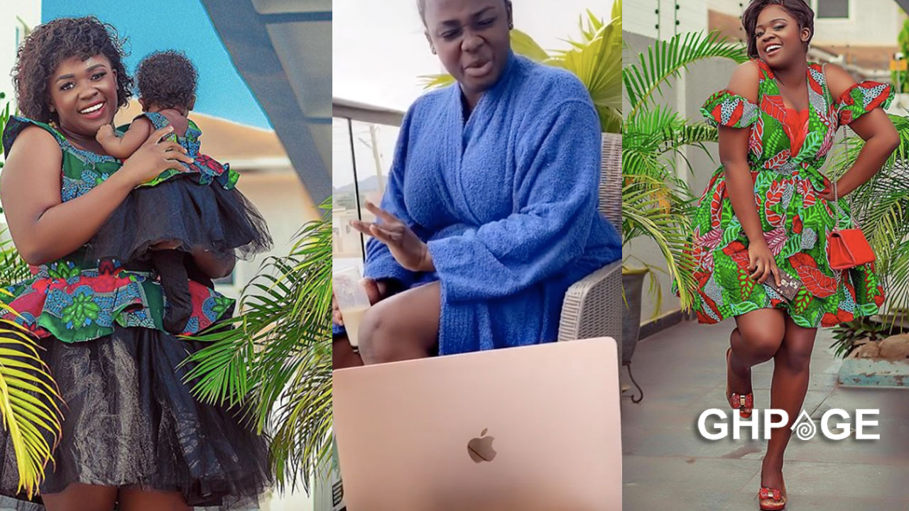 Tracey Boakye may be suffering from postnatal depression – Entertainment pundit