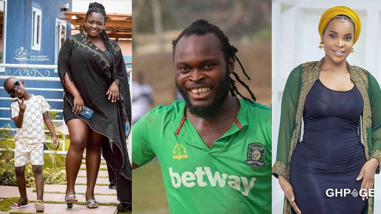 Tracey Boakye gave birth with Yahaya Mohammed after Benedicta Gafah tried to snatch him-Source