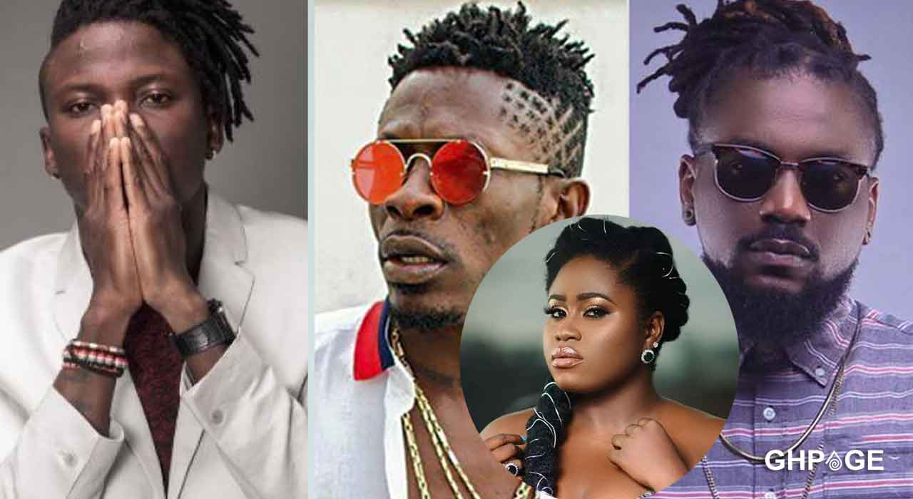 We deserve a song from Stonebwoy, Shatta Wale and Samini-Lydia Forson
