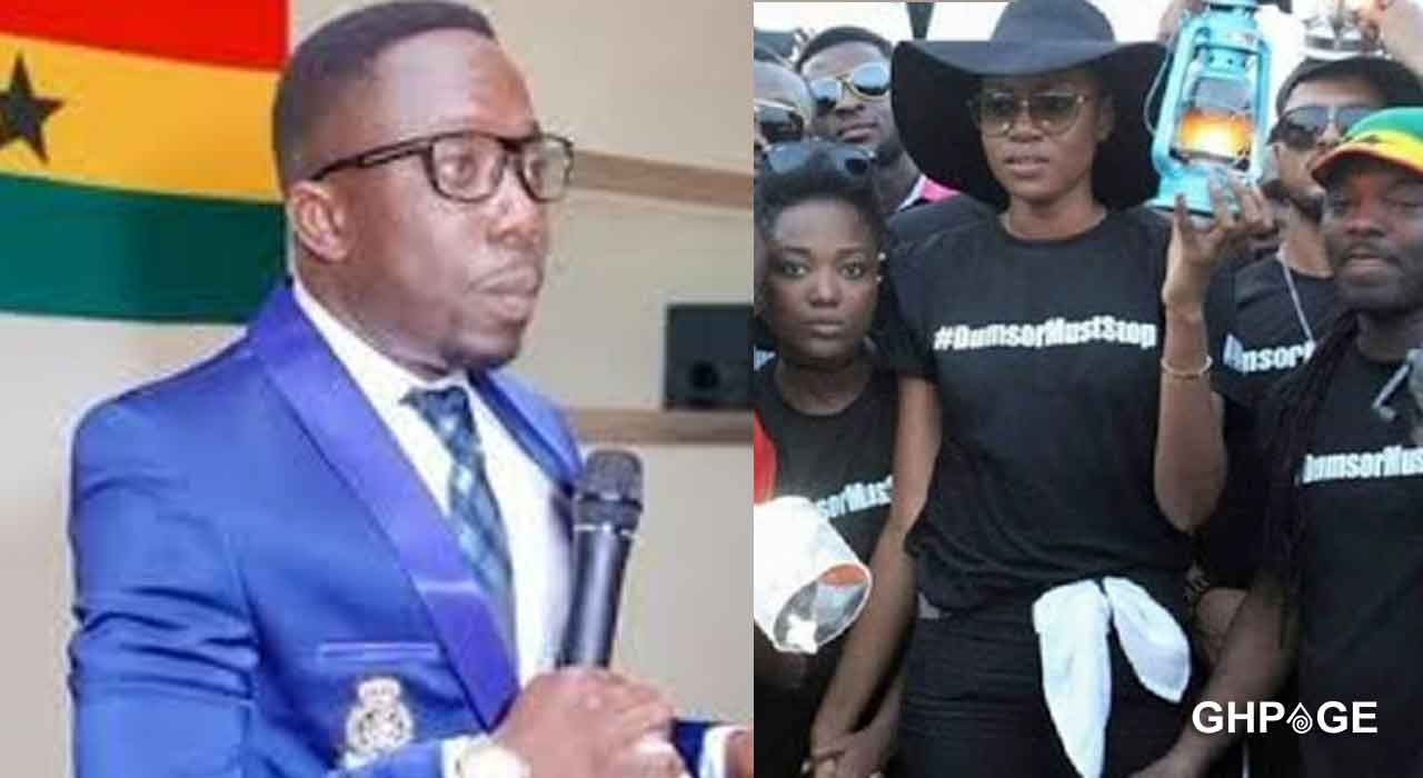 Yvonne Nelson's campaign against Dumsor was politically funded-Mr. Beautiful