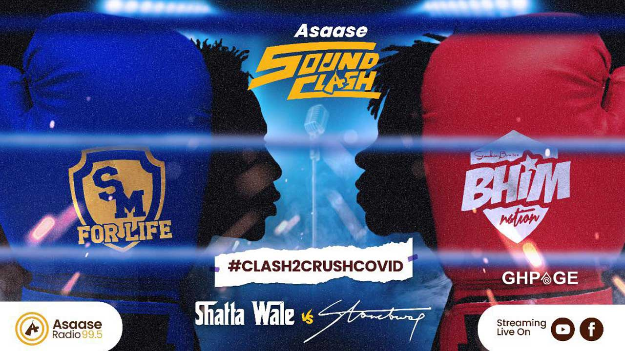 Asaase Radio's battle between Shatta Wale & Stonebwoy to be launched on 4th Aug