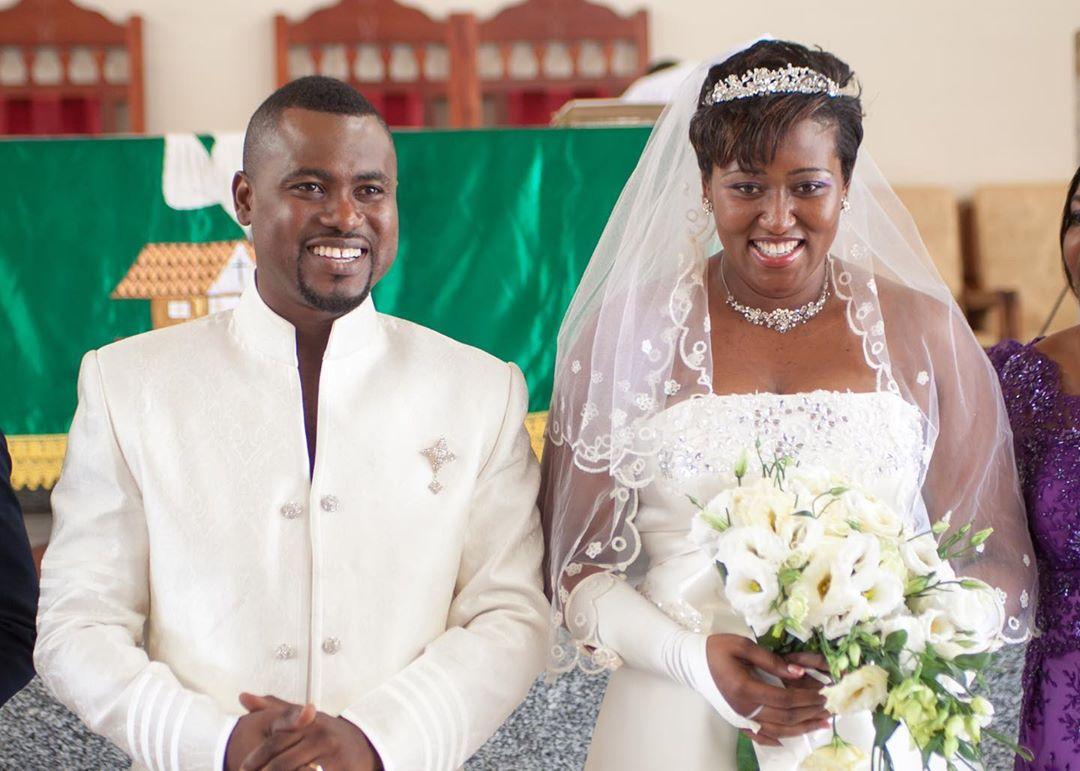 Abeiku Santana wedding anniversary