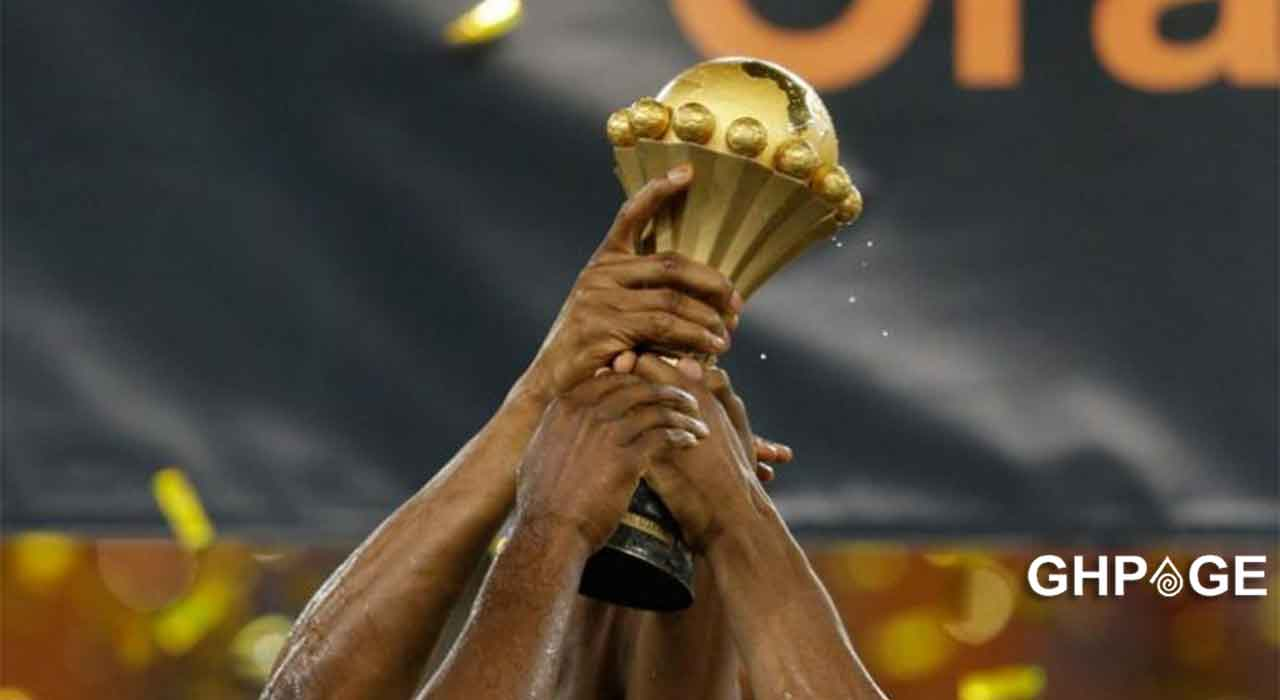 AFCON Trophy stolen from CAF Headquarters