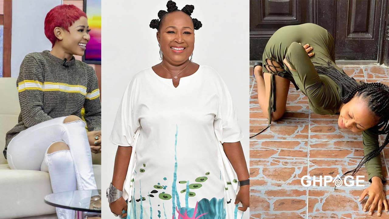 I warned her- Akuapem Poloo's mother speaks on her leaked bedroom video