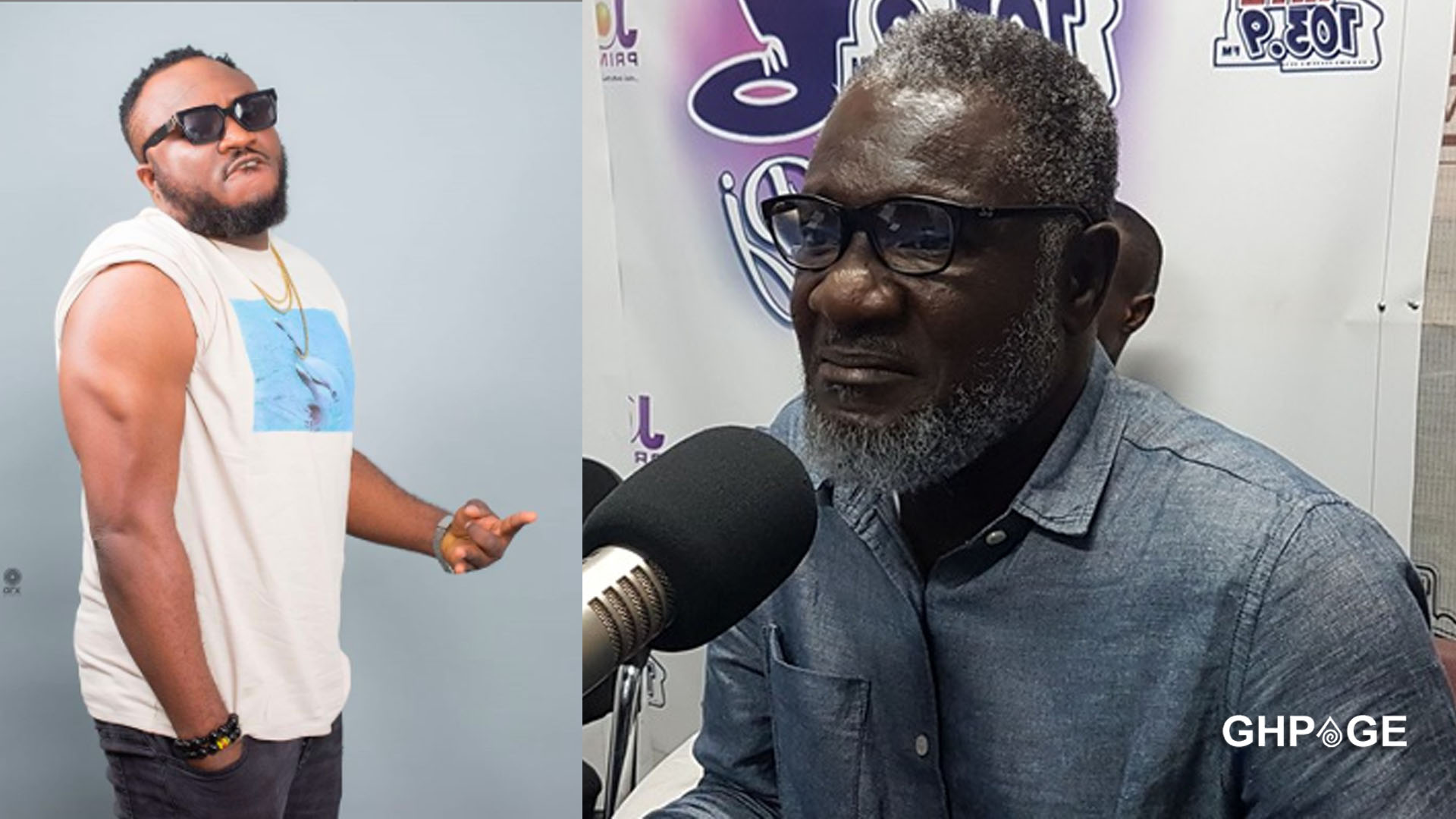 I'm happy they stole from you – DKB mocks Starboy Kwarteng
