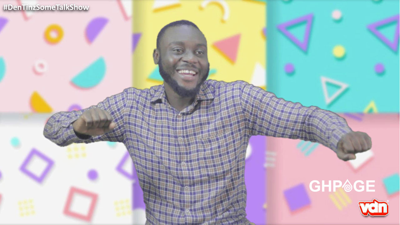 DenTinzSome Talk Show episode 4 aired on TV Africa